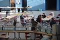 Photos de la préparation de la bourse aquariophile 2019 à Saint-Brieuc